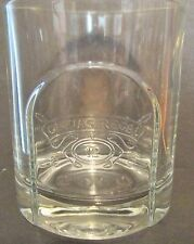CHIVAS REGAL AGED 12 YEARS BEVELED FRONT YEAR 2000   WHISKEY GLASS