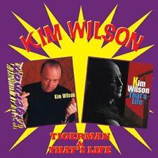 Kim Wilson - Tigerman & That's Life [New CD] UK - Import