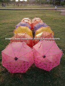 Indio Handmade Tradicional Boda Decorativo Handmade Sol Sombrilla Parasol