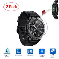 Tempered Glass Frosted Scrub Screen Protector Film For Samsung Gear S3 Frontier