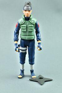 Naruto Iruka Umino Masashi Kishimoto Action Figure Mattel #2