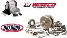 HotRods Wiseco Yamaha Raptor 700 Top+Bottom End Rebuild Kit Piston Crankshaft