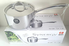 Beka Synergy 16m (1.8l) S / Steel Saucepan. All heat sources incl Induction