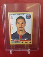 Zlatan Ibrahimovic PSG France Foot 2016 Panini Sticker