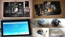 2 Laptops, Tablet, Dvd Player, Accessories Defective Mixed Lot Bundle