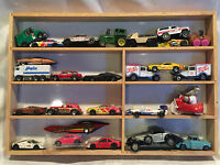 Mixed Lot Of 27 Hot Wheels, Matchbox, Other Brands Cars, Trucks Vehicles
