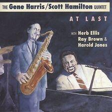 The Gene Harris / Scott Hamilton Quintet With Herb Ellis, Ray Brown And Harold J
