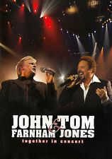 John Farnham & Tom Jones - Together In Concert (DVD) - Fast and Free Shipping
