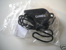 Lot of 2 - sealed GUINNESS Beer plastic whistle & lanyard - NEW