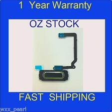 NEW Samsung Galaxy S5 i9600 G900i BLACK Home Button Replacement With Flex Cable
