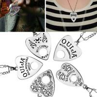 Antique Vintage Punk Gothic Ouija Board Pendant Necklace Jewelry Halloween  Top