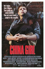 China Girl (1987) original movie poster - single-sided - rolled