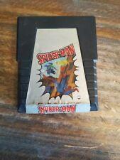 Atari Video Game Cartridge Spiderman