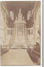 London; St Paul's Cathedral Interior, The Reredos RP PPC Unposted By Photochrom