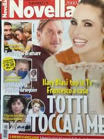 Novella 2021 14.Ilary Blasi & F.Totti,Laura Pausini 02 Lady Gaga,Terence Hill