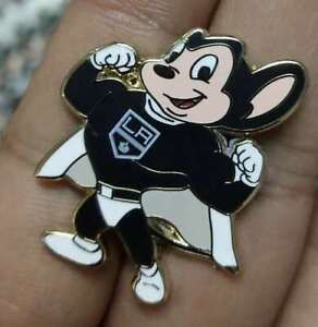 LOS ANGELES KINGS MIGHTY MOUSE Lapel Pin