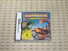 Kampf Der Giganten Monsterinsekten für Nintendo DS, DS Lite, DSi XL, 3DS