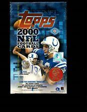 2000 Topps Football Hobby Box Factory Sealed 36 Pack
