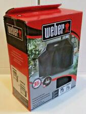Weber, Premium Grill Cover, Black