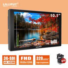 "LILLIPUT A11 10.1"" 4K Camera Monitor HDMI 3G-SDI Input Output 1920x1200 NEW"