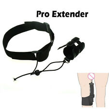 Leather Ball Stretcher Penis Extender Stretcher Enhancement Tension Device