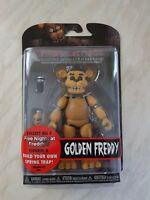 Five Nights At Freddys Fnaf golden freddy Funko Figure 2016 New Rare