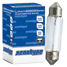 2x XENOHYPE Premium Soffitte 24V 18W C18W SV8,5 15x44 43mm LKW