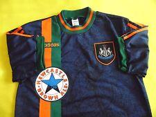 5/5 NEWCASTLE UNITED 1997/1998 ORIGINAL FOOTBALL SHIRT JERSEY AWAY era Shearer