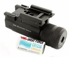 Premium Tactical Pistol Rifle Green Laser for Glock 17 19 22, XD, S&W M&P