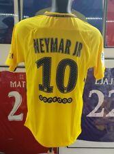 Maillot jersey trikot maglia camiseta shirt PSG Paris neymar mbappe 2017 2018 L