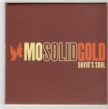 (FQ878) Mo Solid Gold, David's Soul - 2000 DJ CD