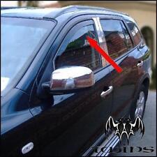 Déflecteurs de vent pluie air teintées pour Hyundai Santa Fe 2006-2012 Santafe