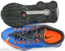 New Nike Shox Superfly R4 653480 400 Men Sz 6 Women 7 High Perf Running Shoes