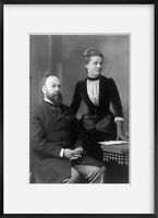 Photo: Sir Charles Wentworth Dilke, 2nd Baronet, 1843-1911