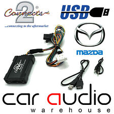 Connects2 CTAMZUSB001 Mazda 5 2006 - 2009 USB Aux In Input Car Interface Adaptor