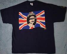 Vintage 2002 SEX PISTOLS God Save The Queen Men's XL T-Shirt Beautiful Tee