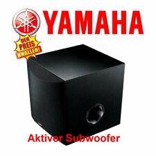 Yamaha NS-SW100 aktiver Subwoofer, Bass Lautsprecher Hifi Subwoofer