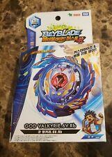 New Beyblade burst B-73 starter God Valkyrie .6V.Rb