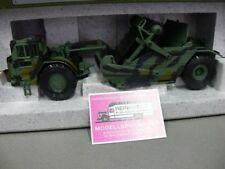 1/50 Norscot Cat Militär 623G Schürfzug 55112