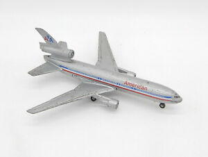 ERTL AA American Flugzeug Airplane - metal Die Cast vintage