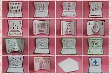 Brother ScanNCut Xmas popup insert & card templates CD1046