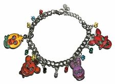 Themed Assorted Metal Charm Bracelet Five Nights At Freddy's Characters