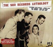 THE SUN RECORDS ANTHOLOGY - 75 ORIGINALS RECORDINGS (NEW SEALED 3CD)