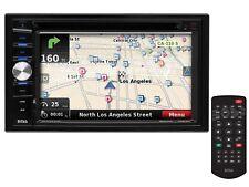 "Boss BV9384NV 6.2"" Double-Din DVD/CD/MP3 Receiver +Bluetooth +GPS Navigation"