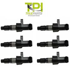 NEW Jaguar S-Type X-Type 2002-2008 Set of 6 Direct Ignition Coils TPI CLS1153