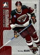 Eric Fehr - 2005-06 In The Game Heroes and Prospects - Card 214 - Hershey Bears