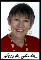 Annette Groth Foto Original Signiert ## BC 42179