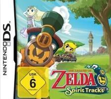 NINTENDO DS 3DS LEGEND OF ZELDA SPIRIT TRACKS Sehr guter Zustand