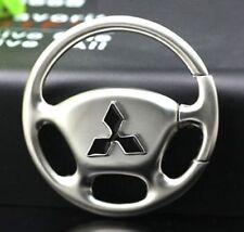 AUTO CAR Keyring Keychain Key Chain Ring Keyring For Mitsubishi pajero +Box Gift