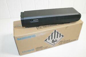 SHIMANO STEPS BT-E6000 Gepäckträgermontage 36V 11.6Ah 418Wh Akku Batterie